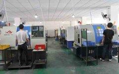 生产车间CNC加工中心